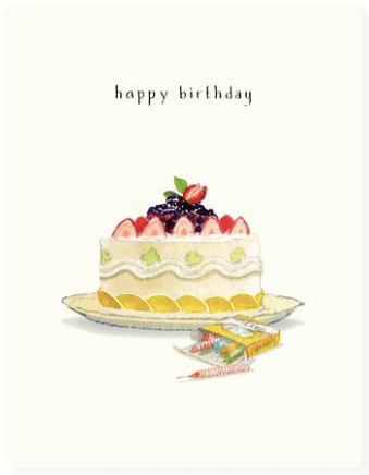 And Many More Birthday Greeting Card