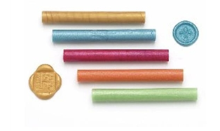Glue Gun Sealing Wax - 9 Colors Available