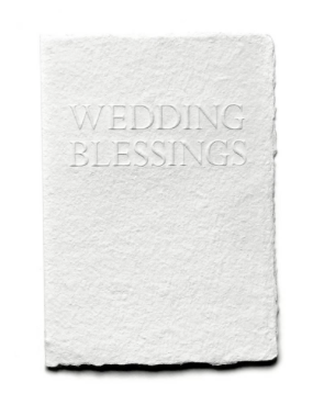 Wedding Blessings Greeting Card