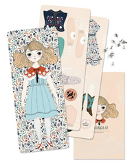 Paper Doll Kit - Magnolia