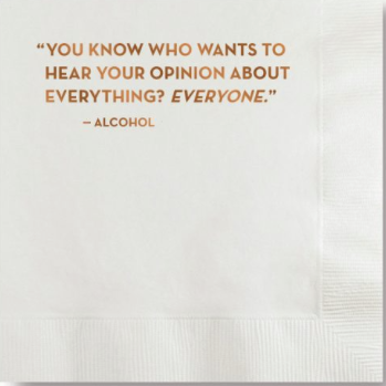 Opinion Napkins