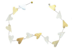 Paper Garland - 9 Designs Available