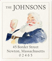 Custom Address Stickers - Holiday All The Same