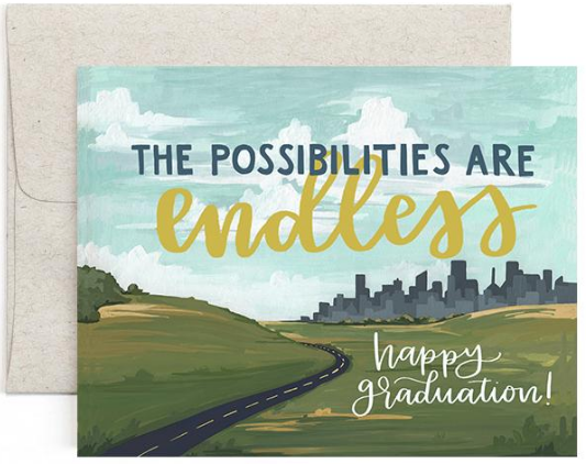 Endless Possibilities Greeting Card