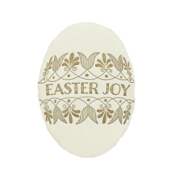 Easter Joy Greeting Card