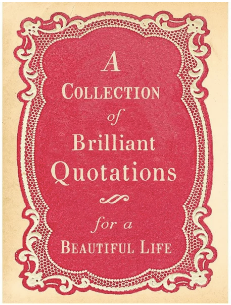 Brilliant Quotations for a Beautiful Life