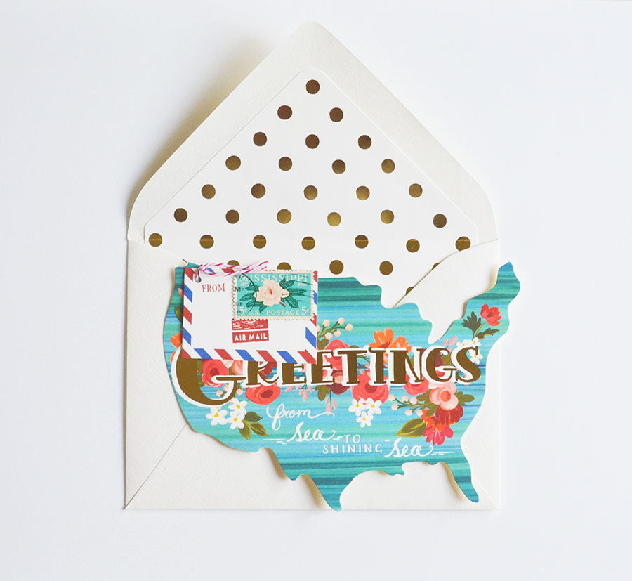 United States Greeting Cards