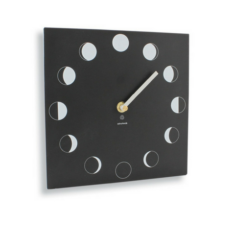 Recycled Moon Phase Clock ASW-MPC