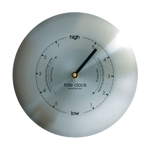 Stainless Steel Tide Clock ASW-TC-R