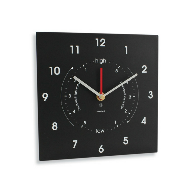 Recycled Time & Tide Clock ASW-TTC