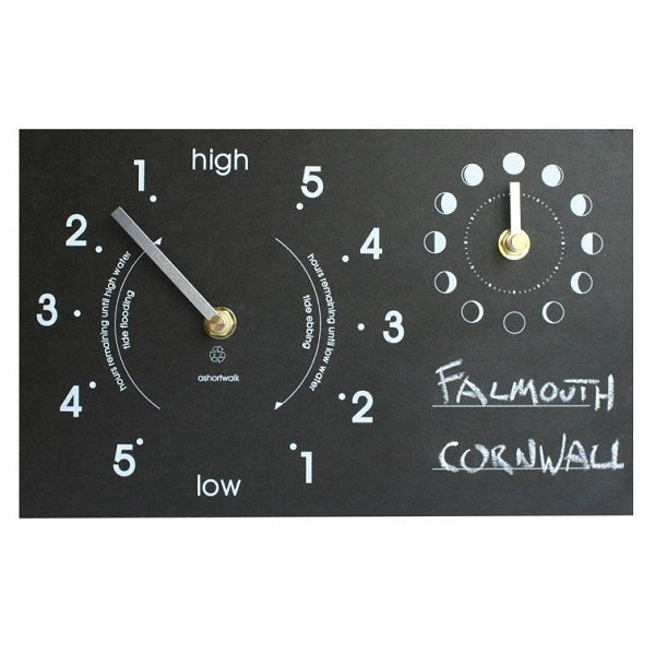 Writable Moon & Tide Clock ASW-MTCH