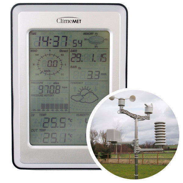 Professional Weather Station CM2000