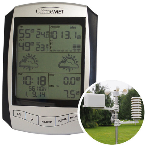Wireless Weather Station CM2016