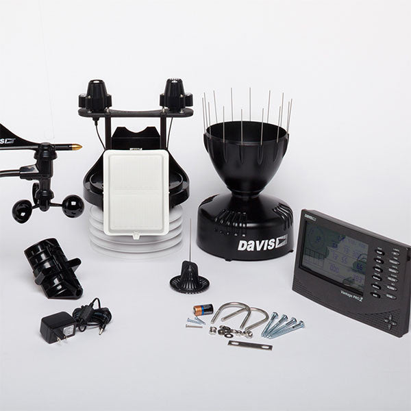 davis vantage pro2 weather station manual