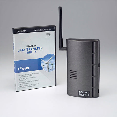 Wireless Weather Envoy 8X DAV-6318UK