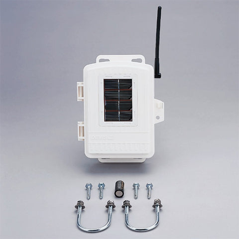 Wireless Leaf & Soil Moisture/Temperature Station DAV-6345OV