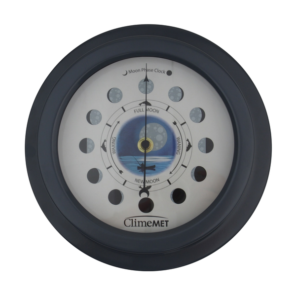 Climemet night fishing moon phase clock cm4610 skyview for Fishing moon phase