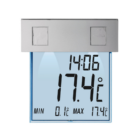 Vision Solar Window Thermometer with Min/Max TFA-30.1035