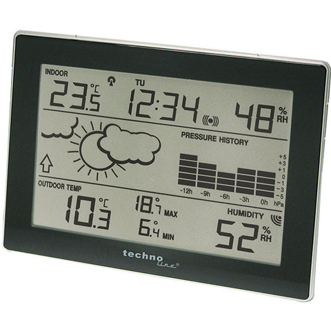 Forecast Temperature & Humidity Station WS9274