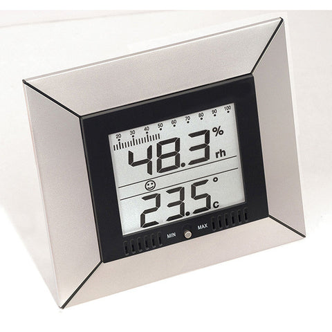 Indoor Temperature & Humidity Display WS9410