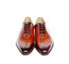 Oxford whole cut Leather Shoes - Code 836 - carinovn