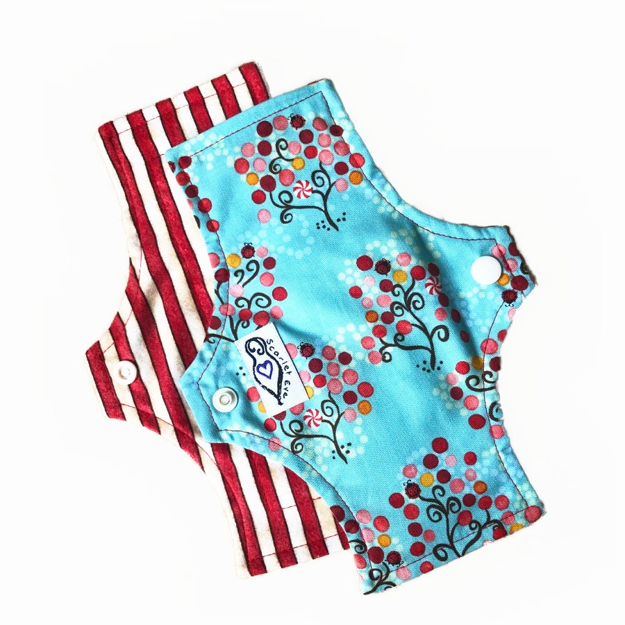 Candy Stripes Tiny Pad