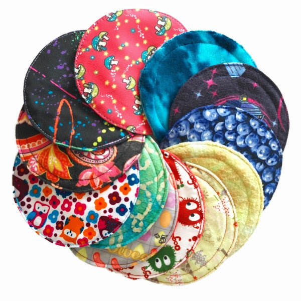 *Lucky Dip* Single Breast Pads