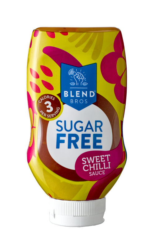 Blend Bros Sugar Free Sweet Chilli Sauce