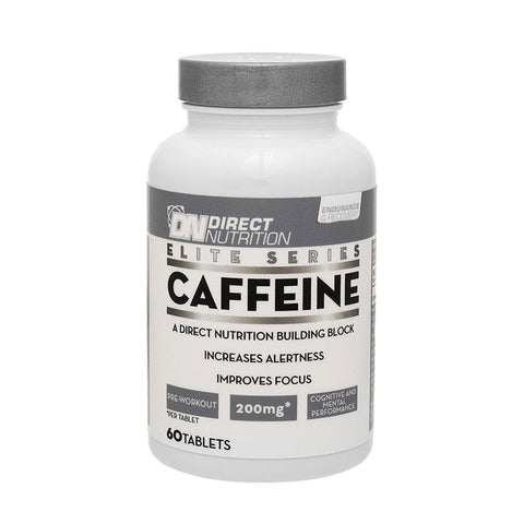 DN Elite Caffeine Tablets