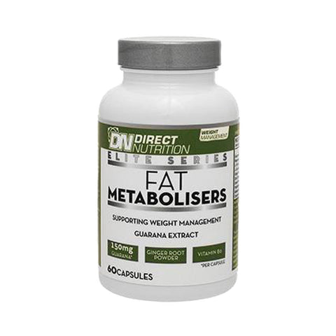 DN Elite Fat Metaboliser Caps