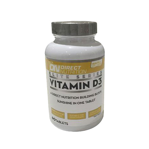 DN Elite Vitamin D3 Tablets