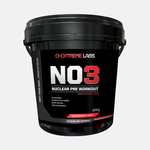 Extreme Labs No3 Nuclear Overdrive Pre Workout 300g