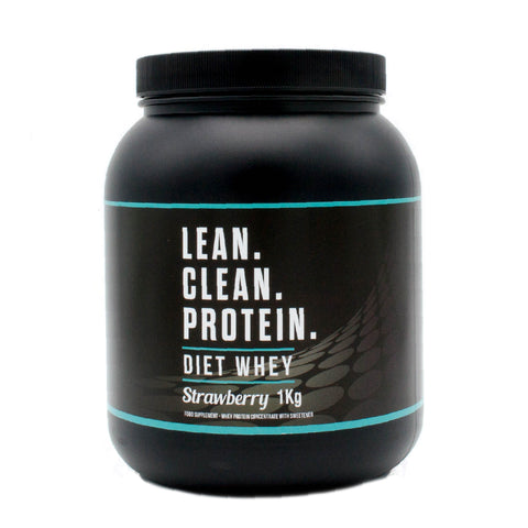 Lean Clean Protein Diet Whey Protein