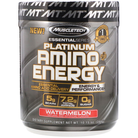 Muscle Tech Platinum Amino Energy 288g