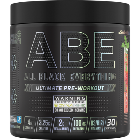 Applied Nutrition ABE (All Black Everything) 315g