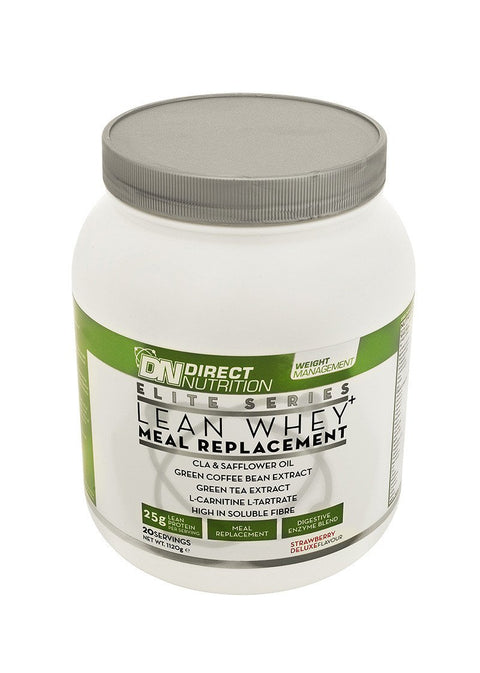 DN Elite Lean Whey + Meal Replacement 1.12kg