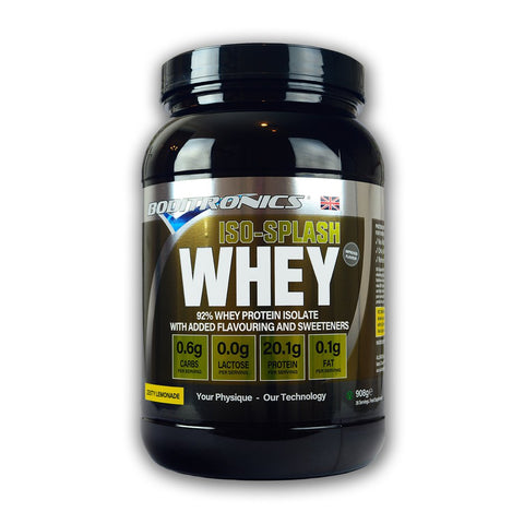 ISO-SPLASH Whey