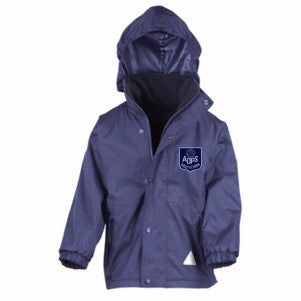 Alexander Dickson Reversible Fleece Jacket