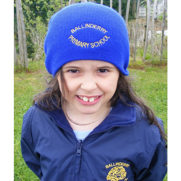 Ballinderry Primary School Knitted Hat