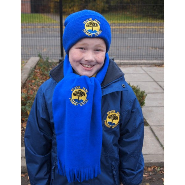 Belvoir Park Primary School Knitted Hat
