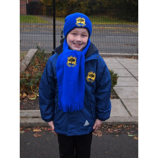 Belvoir Park Primary School Fleece Scarf