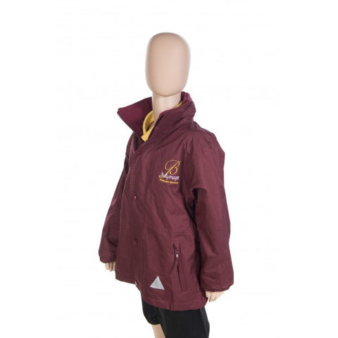 Ballymagee Primary School Reversible Fleece Jacket