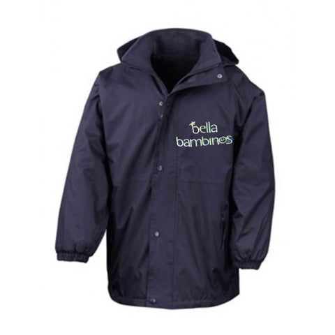 Bellabambinos Staff Reversible W/Proof Fleece Jacket