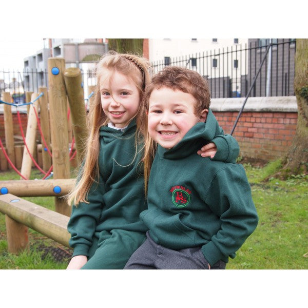 Brownlee Primary School Hooded Sweatshirt