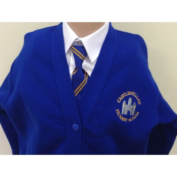 Castlewellan Primary School Knitted Cardigan