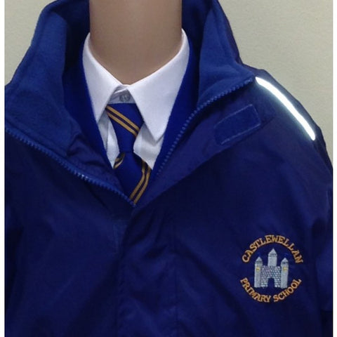 Castlewellan Primary School Standard Reversible Jacket