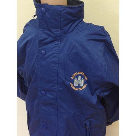 Castlewellan Primary School Deluxe Reversible Jacket