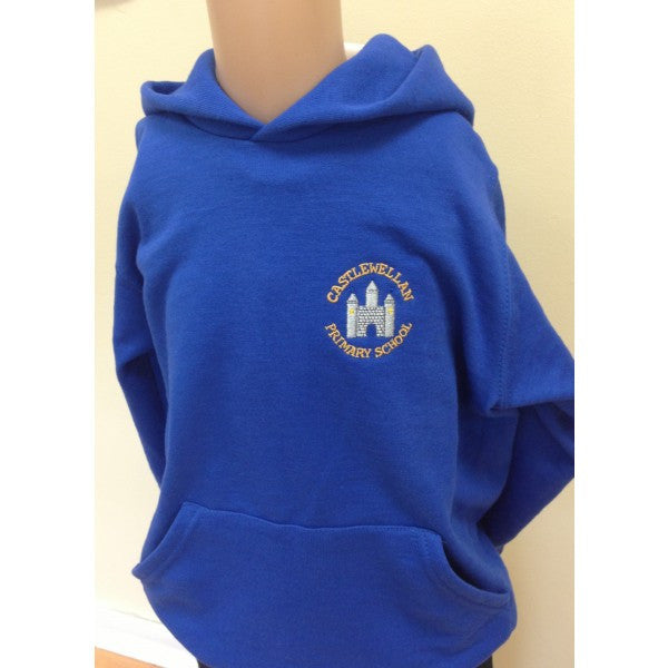 Castlewellan Primary School Hooded Sweatshirt