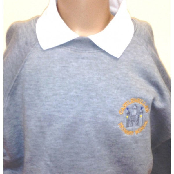 Castlewellan Primary School Crew Neck Sweatshirt