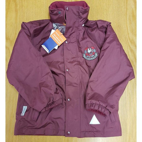 Clandeboye Primary School Reversible Fleece Jacket